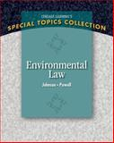 Environmental Law, Johnson, Lisa and Powell, Frona, 1133961584