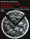 Introductory Statistics, Mann, Prem S., 0471191582