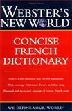 Webster's New World Concise French Dictionary, Ltd Chambers Harrap Publishers, 0764541587