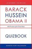 Obama Quiz Book, Jeanette Ivory Williamson, 1438971583