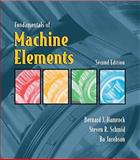 Fundamentals of Machine Elements, Hamrock, Bernard J. and Schmid, Steven R., 0073341584