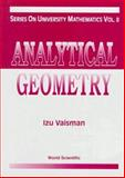 Analytical Geometry, Vaisman, Izu, 981023158X