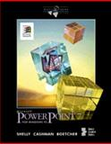 Microsoft PowerPoint 7 for Windows 95 : Double Diamond, Shelly, Gary B. and Cashman, Thomas J., 0789511584