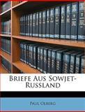 Briefe Aus Sowjet-Russland, Paul Olberg, 1148491589