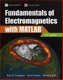 Fundamentals of Electromagnetics with MATLAB, Lonngren, Karl E. and Savov, Sava V., 1891121588