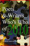 Poets and Writers Who's Who Of 2010, Gary Drury, 1451551584
