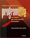 ProgramLive, Gries, David and Gries, Paul, 0471441589