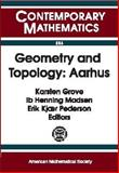 Geometry and Topology : Aarhus, , 082182158X