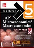 5 Steps to a 5 AP Microeconomics/ Macroeconomics Flashcards for your iPod with MP3 CD (SET 4), Dodge, Eric, 0071741593