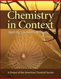 Chemistry in Context : Applying Chemistry to Society, American Chemical Society Staff, 0073101591