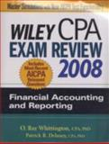 Wiley CPA Exam Review 2008 Financial Accounting and Reporting with FARS 2007, Delaney, Patrick R., 0470401591