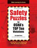 Safety Puzzles for OSHA's Top 10 Violations, Perry, Isabel, 1599961598