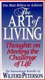 Art of Living, Wilferd Peterson, 0884861597