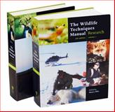 The Wildlife Techniques Manual Vols. 1 & 2 : Research - Management, Silvy, Nova, 1421401592