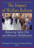 The Impact of Welfare Reform : Balancing Safety Nets and Behavior Modification, Larrison, Christopher R. and Sullivan, Michael, 0789031590