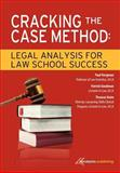 Cracking the Case Method : Legal Analysis for Law School Success, Bergman, Paul and Goodman, Patrick, 1600421598