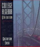 College Algebra, Gustafson, 053435159X