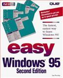 Easy Windows 95 9780789711595