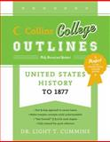 United States History To 1877, Light Townsend Cummins and John A. Krout, 0060881593