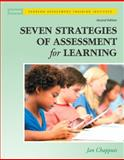 Seven Strategies of Assessment for Learning, Pearson EText -- Access Card, Chappuis, Jan, 0133981592