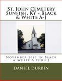 St. John Cemetery Sunfish, KY - B and W a Thru J, Daniel Durbin, 1495471594