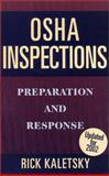 OSHA Inspections : Preparation and Response, Kaletsky, Rick, 007033160X