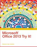 Microsoft Office 2013 Try It!, Parsons, June Jamrich and Oja, Dan, 1305261607