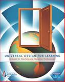 Universal Design for Learning, Council for Exceptional Children Staff, 0131701606