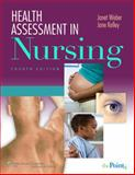 Health Assessment in Nursing, Weber, Janet and Kelley, Jane, 0781781604
