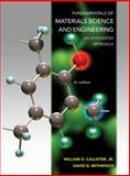 Fundamentals of Materials Science and Engineering 4th Edition