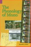 The Phonology of Mono, Olson, Kenneth S., 1556711603