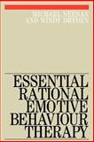 Essential Rational Emotive Behaviour Therapy, Neenan, Michael and Dryden, Windy, 1861561601