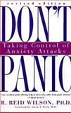 Don't Panic, R. Reid Wilson, 0060951605