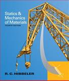 Statics and Mechanics of Materials, Hibbeler, Russell C., 0133451607