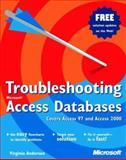 Troubleshooting Microsoft Access Databases, Andersen, Virginia, 0735611602