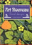 Art Nouveau Floral Designs, Eugene Grasset, 1559211601