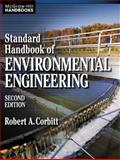 Standard Handbook of Environmental Engineering, Corbitt, Robert A., 0070131600