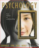 Psychology : From Inquiry to Understanding (paperback), Lilienfeld, Scott O. and Lynn, Steven J., 0205001602