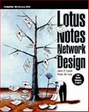 Lotus Notes Network Design, Lamb, John P., 0070361606