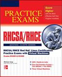 RHCSA/RHCE : Red Hat Linux Certification Practice Exams with Virtual Machines (Exams Ex200 and Ex300), Jang, Michael, 007180160X