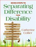 Seven Steps to Separating Difference from Disability 9781412971607