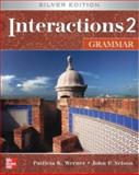 Interactions 2 Grammar Student Book + e-Course Code : Silver Edition, Werner, Patricia and Nelson, John, 0077201604
