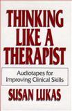 Thinking Like a Therapist 9780393701609