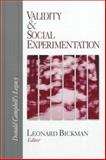 Validity and Social Experimentation : Donald Campbell's Legacy, , 076191160X