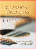 Classical Favorites for Guitar Duo, David Nadal, 048644161X