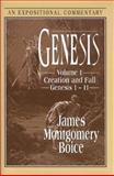 Genesis, James Montgomery Boice, 0801011612