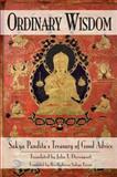 Ordinary Wisdom, Sakya Pandita, 0861711610