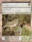 Landbird Monitoring in the Sonoran Desert Network, Robert E. Bennetts and Moez Ali, 1493701614