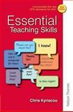 Essential Teaching Skills, Chris Kyriacou, 0748781617