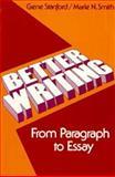 Better Writing 9780030511615